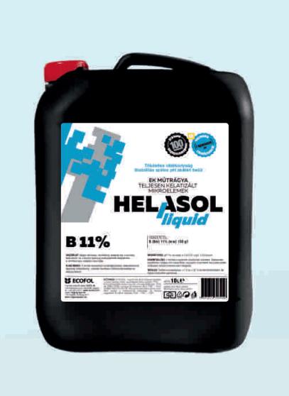 Helasol Liquid B 150 - Völgység Agrár Kft.