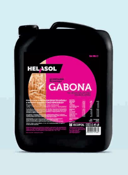 Helasol Komplex Gabona - Völgység Agrár Kft.
