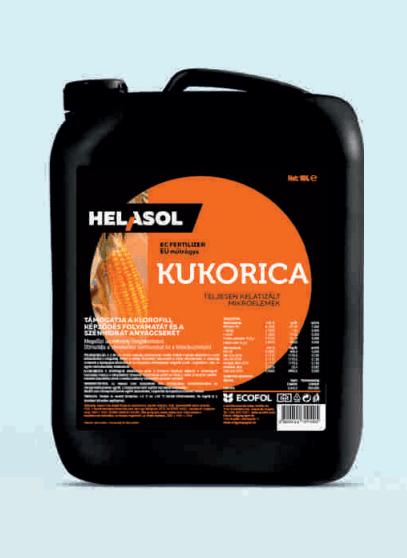 Helasol Komplex Kukorica - Völgység Agrár Kft.