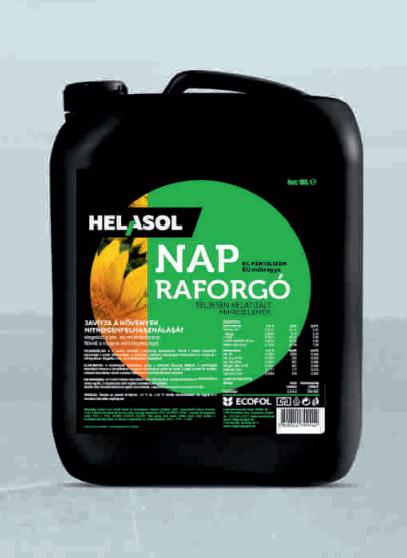 Helasol Komplex Napraforgó - Völgység Agrár Kft.